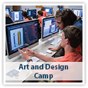 Art and Design Camp