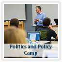Politics and Policy Camp