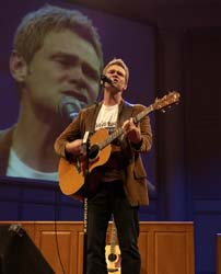 Steven Curtis Chapman Coming to Cedarville University