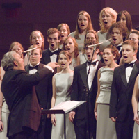 Choral Chamber Concert  Scheduled