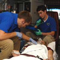 EMT-Basic Course Available This Summer at CU