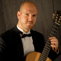 CU Presents Award-winning Classical Guitarist