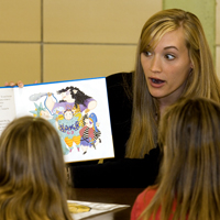 CU Students to Provide Free Literacy Night at Cedar Cliff