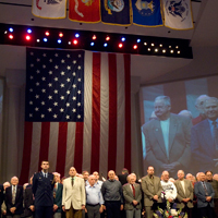 Local Veterans to be Honored