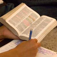Illuminating Scripture in the Classroom and Sending Light into the World