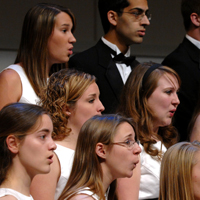 Symphonic Band and Choral Concert