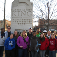 Civil Rights Bus Tour