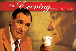 Cedarville University Evening with CS Lewis