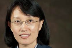 Lin Pan, Ph.D., Cedarville University Assistant Professor of Physics