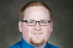 Matthew Ingle, M.S., instructor of biology