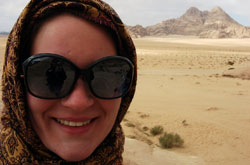 Cedarville Students Spend Time Living in the Middle East