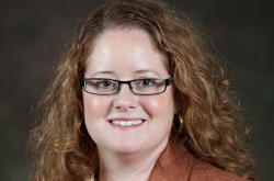 Lisa Clifton, J.D., assistant professor of social work