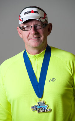 Jeff Cook Completes Triathalon