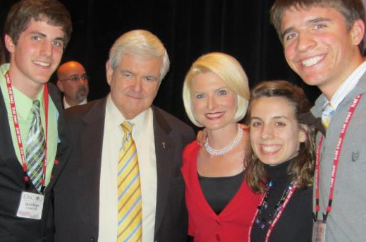 Cedarville students attend Conservative Political Action Conference (CPAC) in Washington D.C.