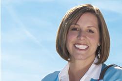 Cindy Monroe, founder and CEO of Thirty-One Gifts, will speak in chapel at Cedarville on April 10, 2012.