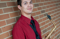 David Kauffman was one of six saxophonists chosen to participate in a master class given by Joseph Lulloff, distinguished professor of saxophone at Michigan State University.
