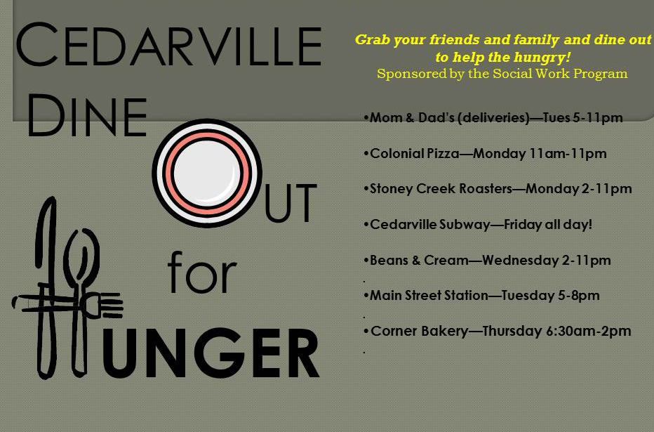 Dine Out for Hunger