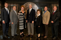 Cedarville University recently received a $100 thousand dollar donation from the Jacob G. Schmidlapp Trusts administered by the Fifth Third Foundation.