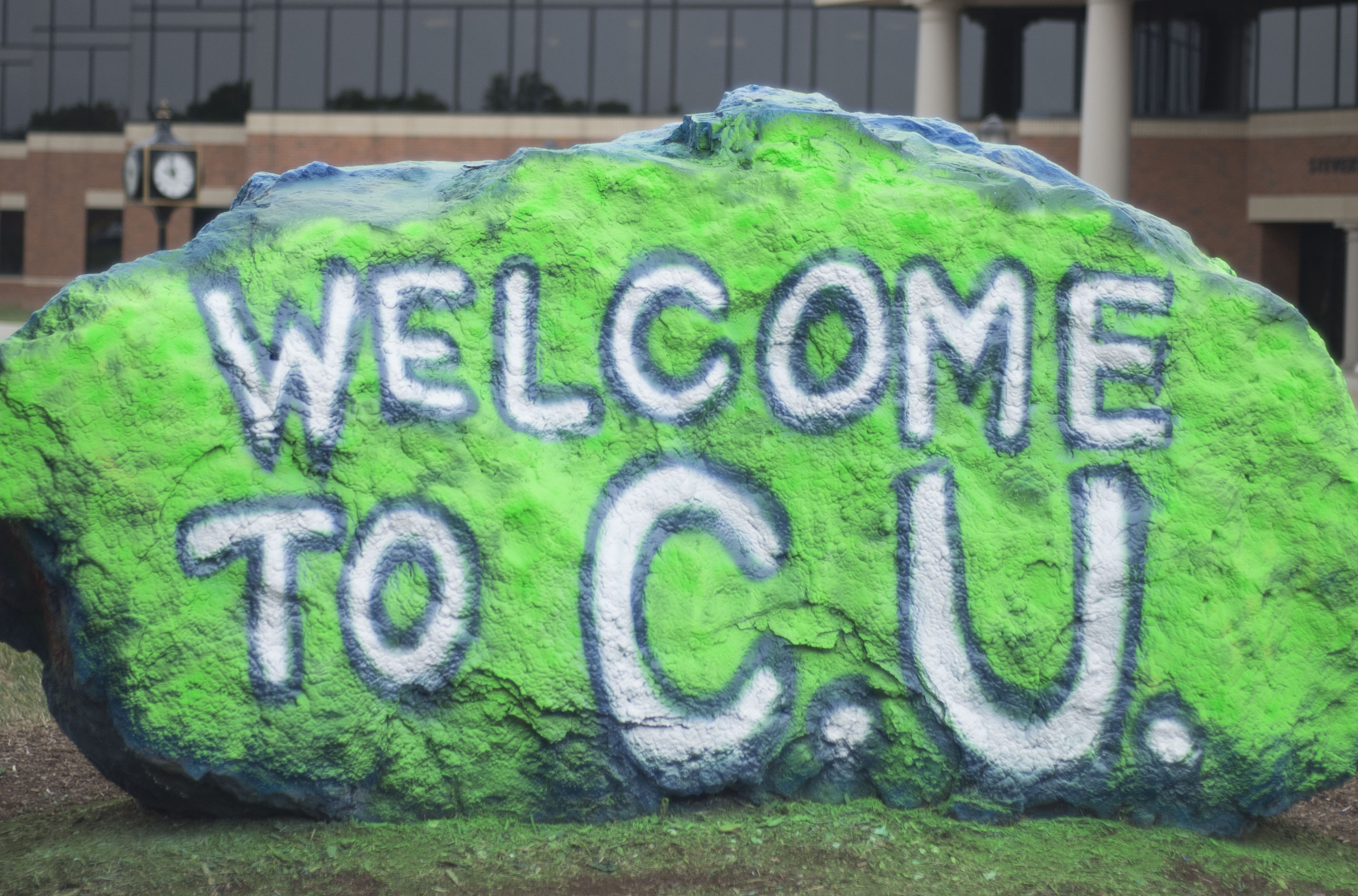 Welcome to CU Rock