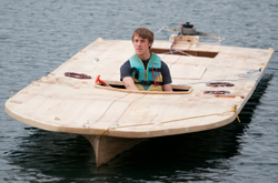 DONG Energy Solar Boat Challenge where Cedarville engineers will compete
