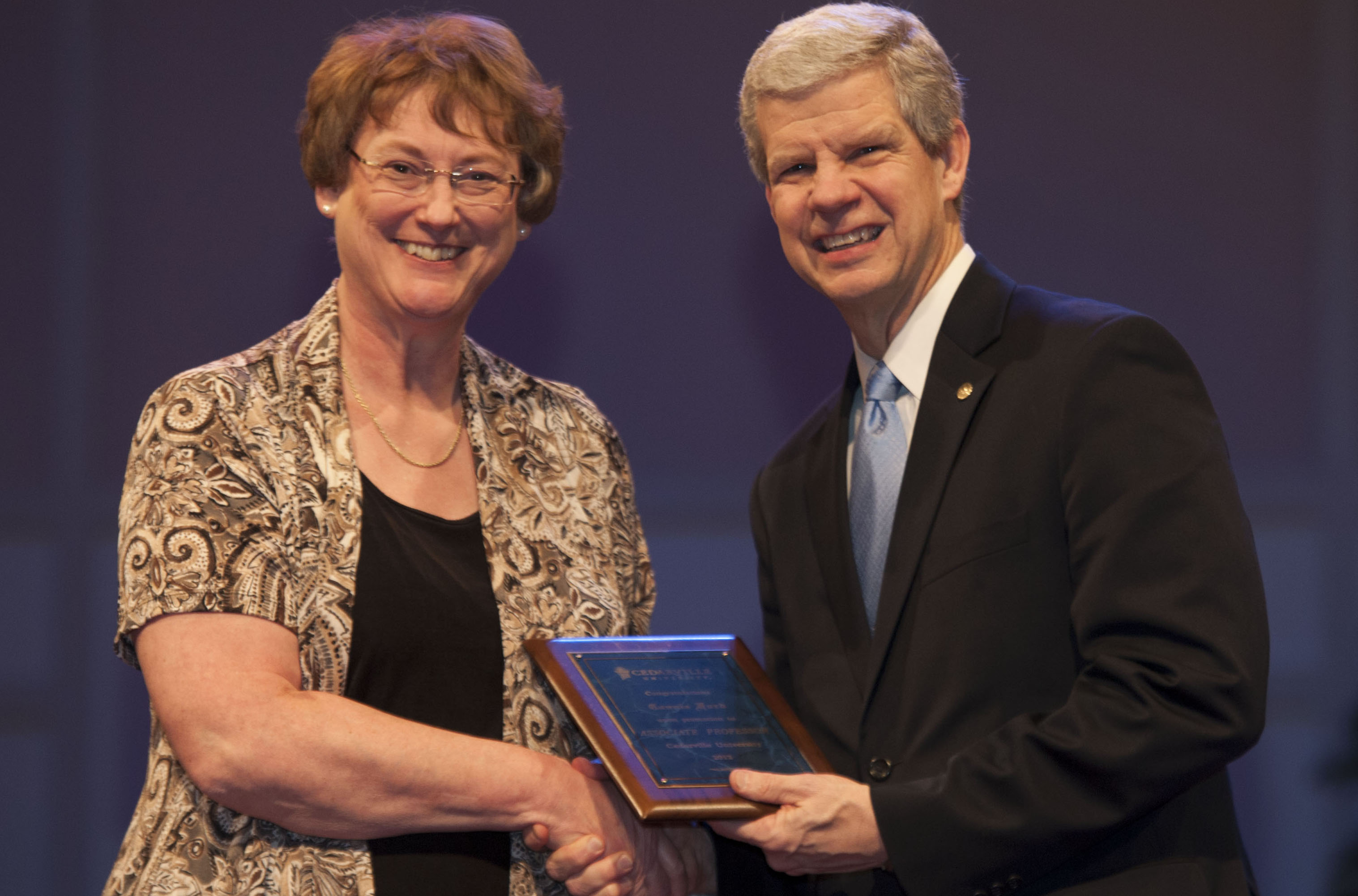 Connie Ford became a Certified Healthcare Simulation Educator (C.H.S.E.), which is recognition of expertise in the field of clinical simulations.