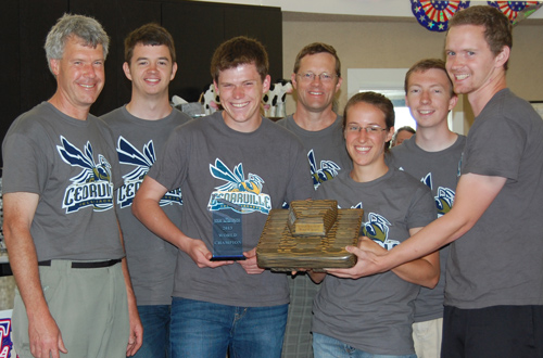 Cedarville is the seven-time Solar Splash World Champion