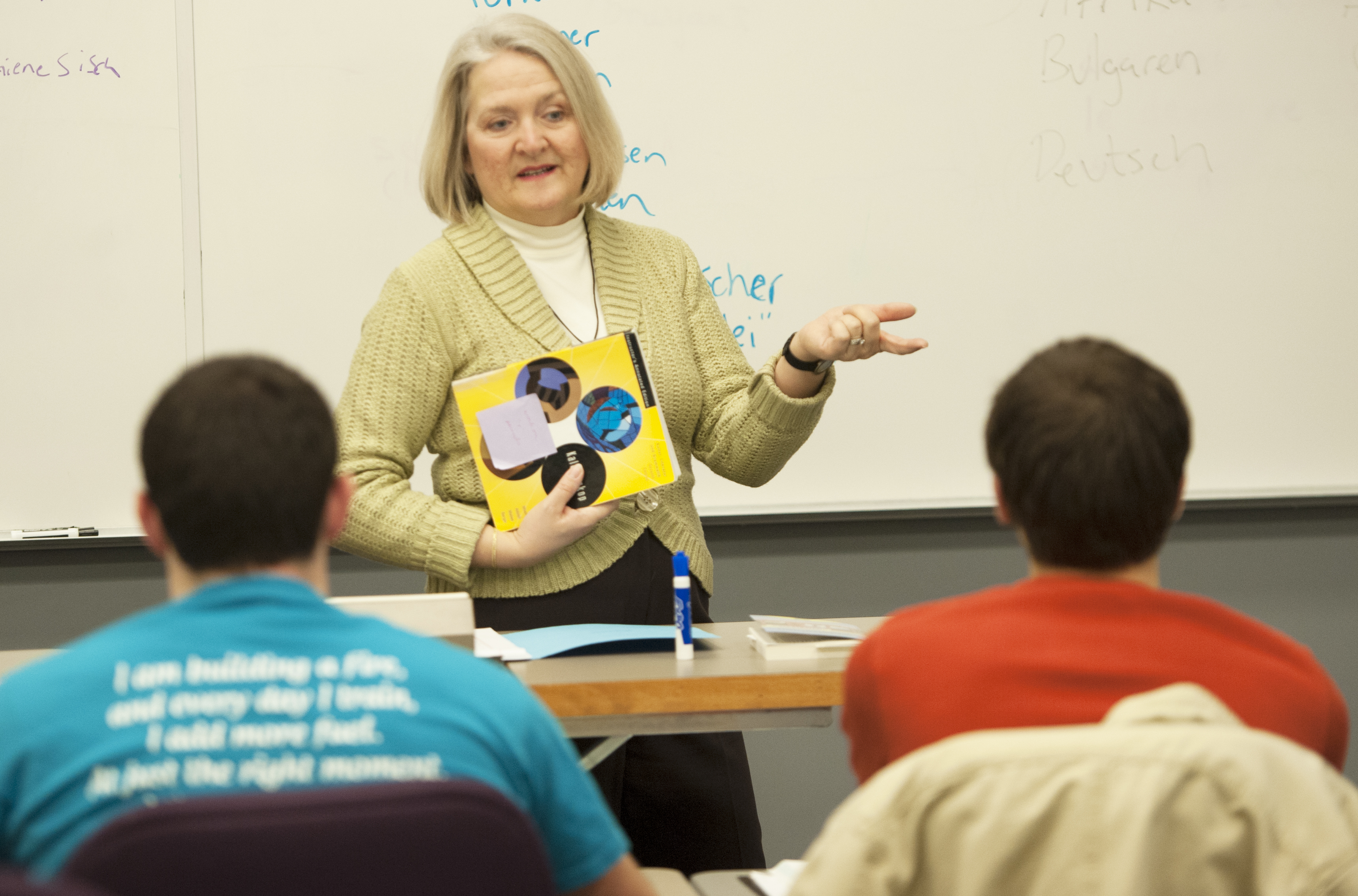Students interested in TESOL can learn about opportunities at a symposium on March 14.