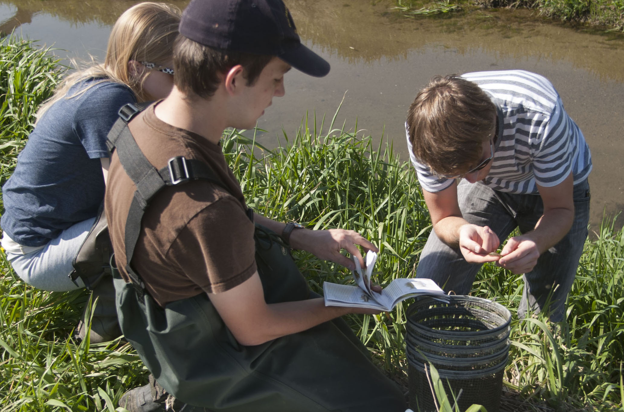 Environmental science students at Cedarville University will expand their research of Massie's Creek later this month.