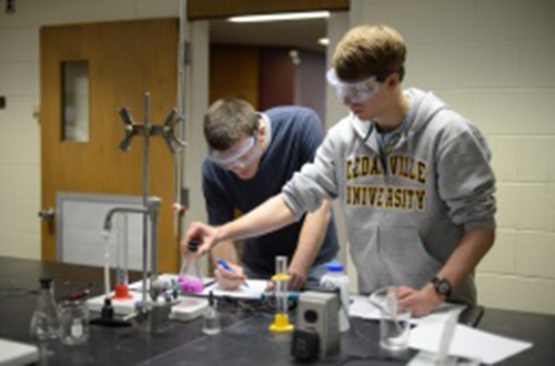 Chemistry and Engineering Labs