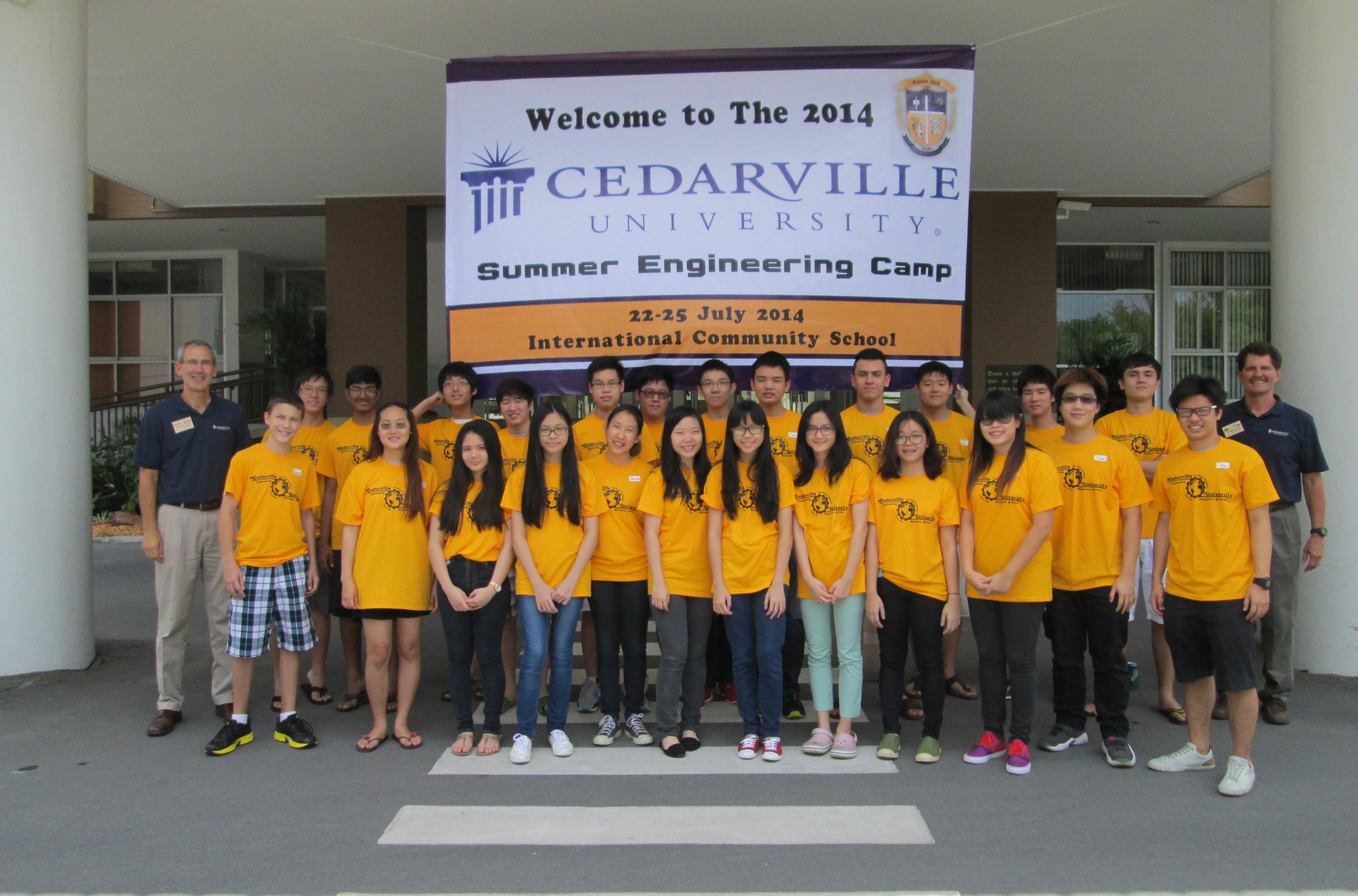 Thailand Engineering Camp