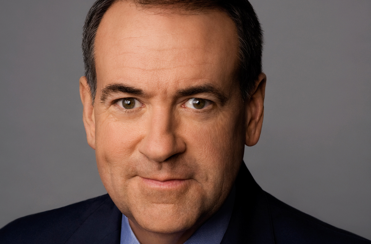 Cedarville University's Center for Political Studies will host former Arkansas governor Mike Huckabee as its Constitution Day speaker. Photo courtesy of Mike Huckabee.