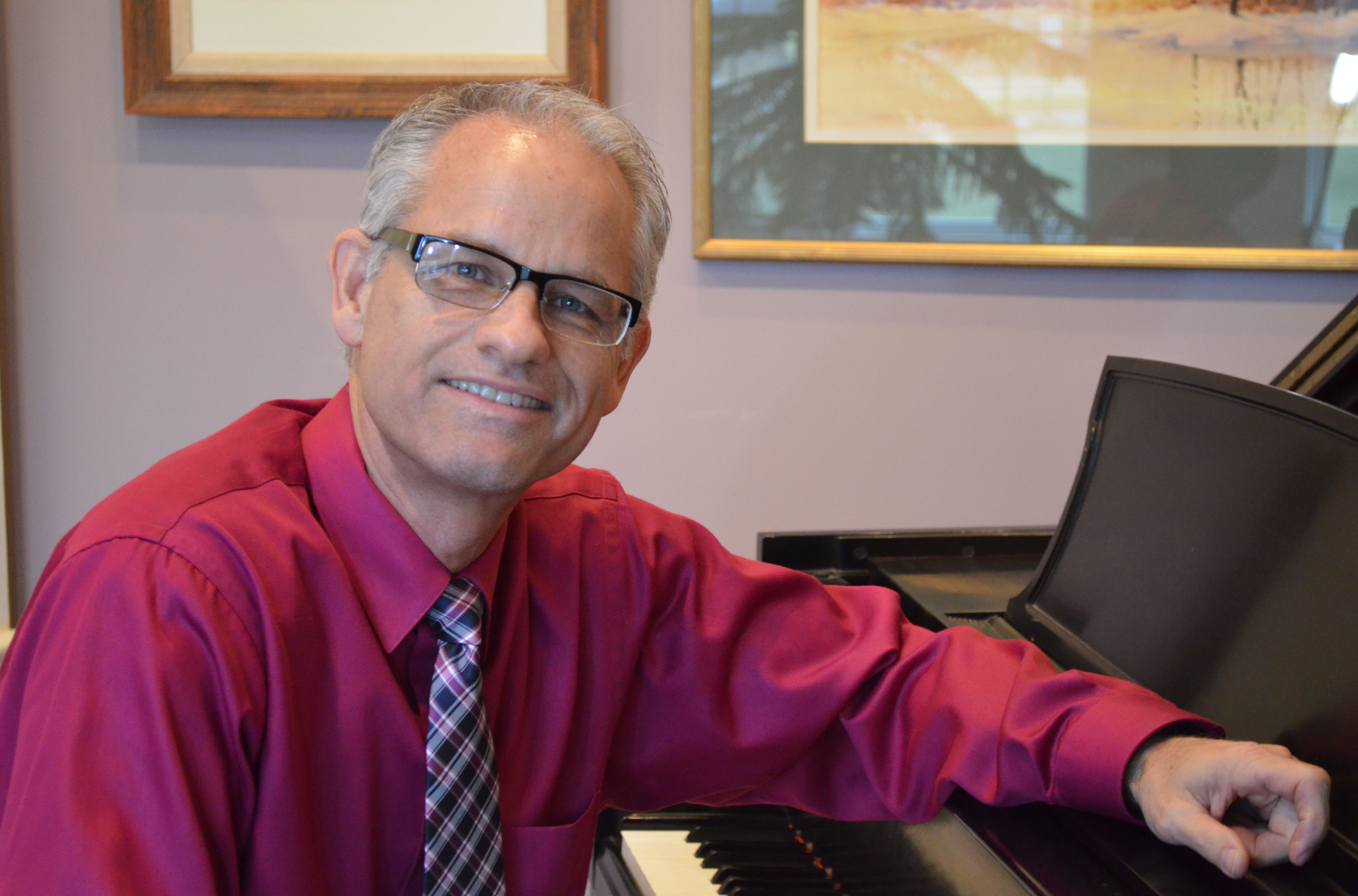 David Lawhead has joined the department of music and worship faculty. Photo courtesy of David Lawhead.