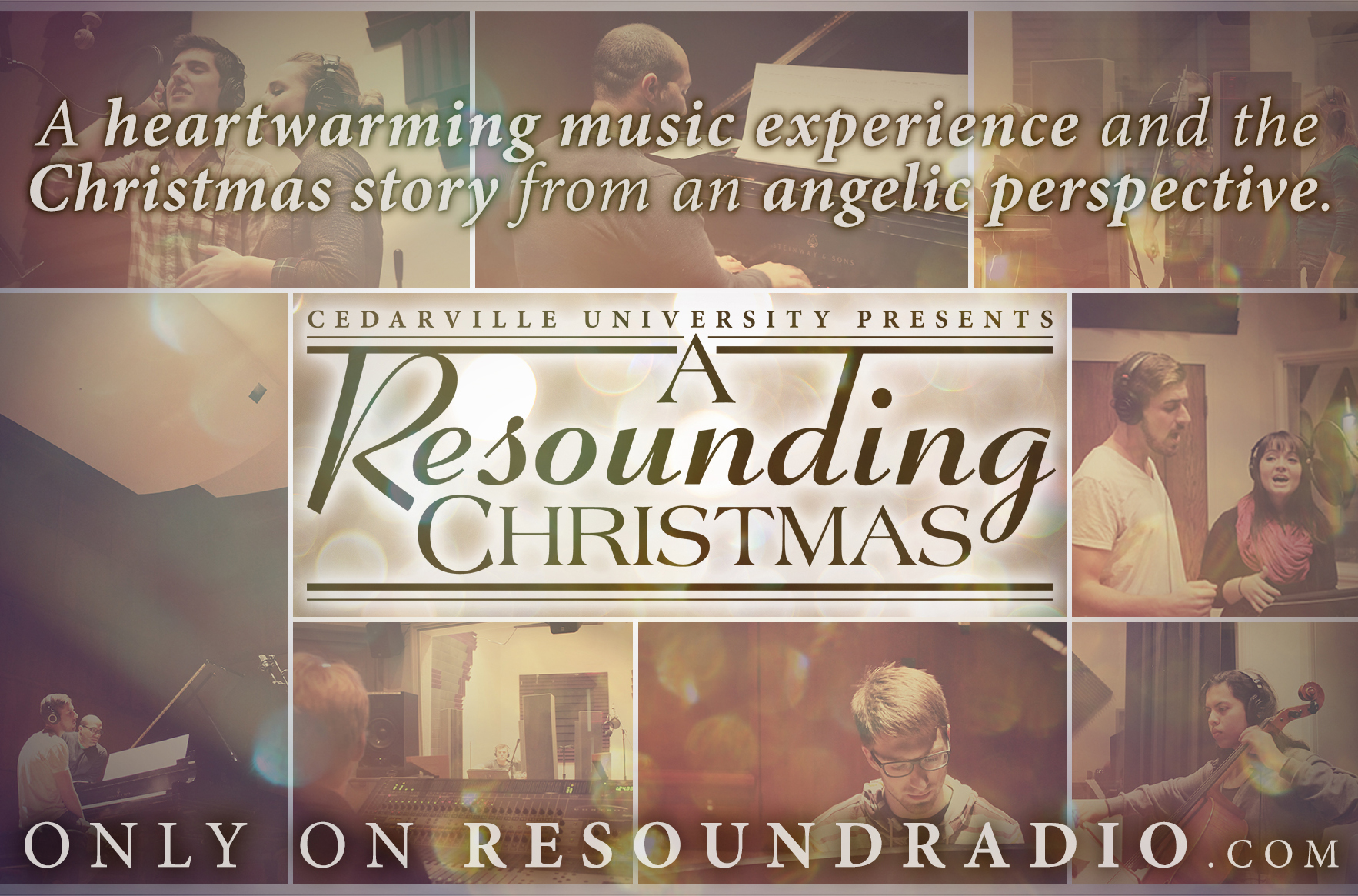 Resound Radio Christmas Special