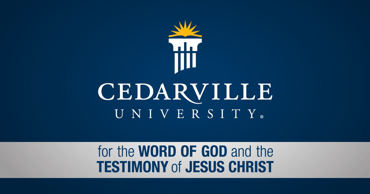 cedarville university admissions essay