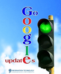 Go Google Updates