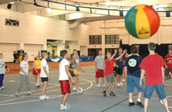Beachball Volleyball Tournament