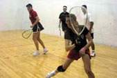 Mixed Doubles Racquetball