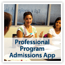 Pharmacy Professional Program Admissions Application