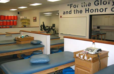 Main Treatment Area