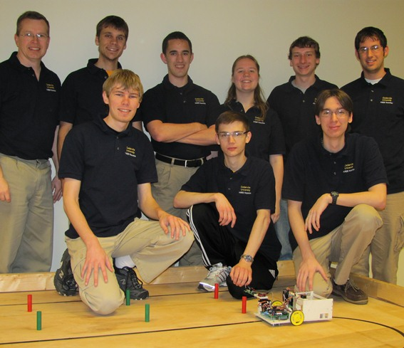 ASEE Robotics Team - 2011