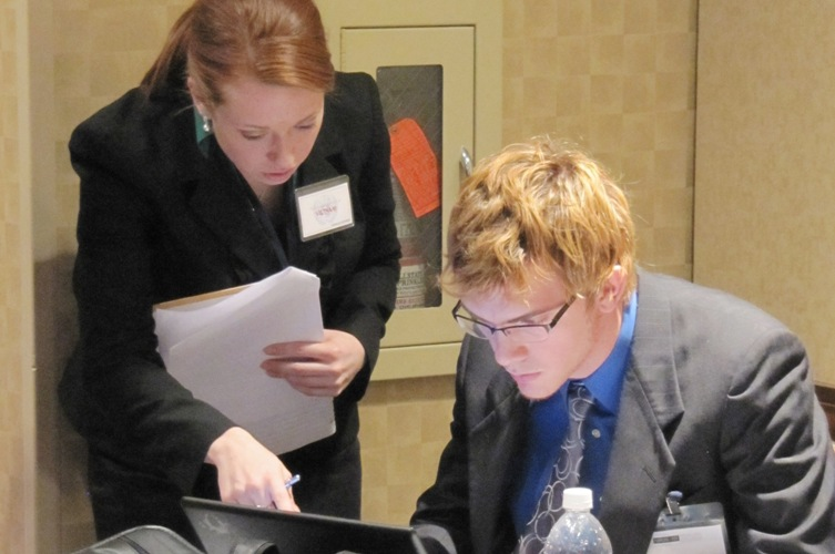 Cedarville at the 2011 National Model U.N. Conference