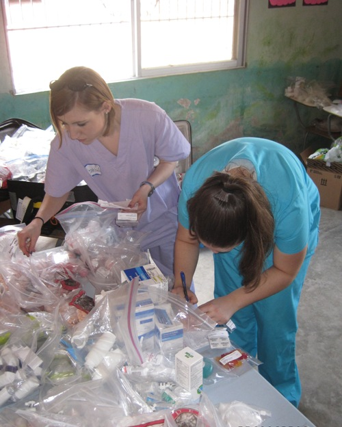 School of Pharmacy Missions Trip