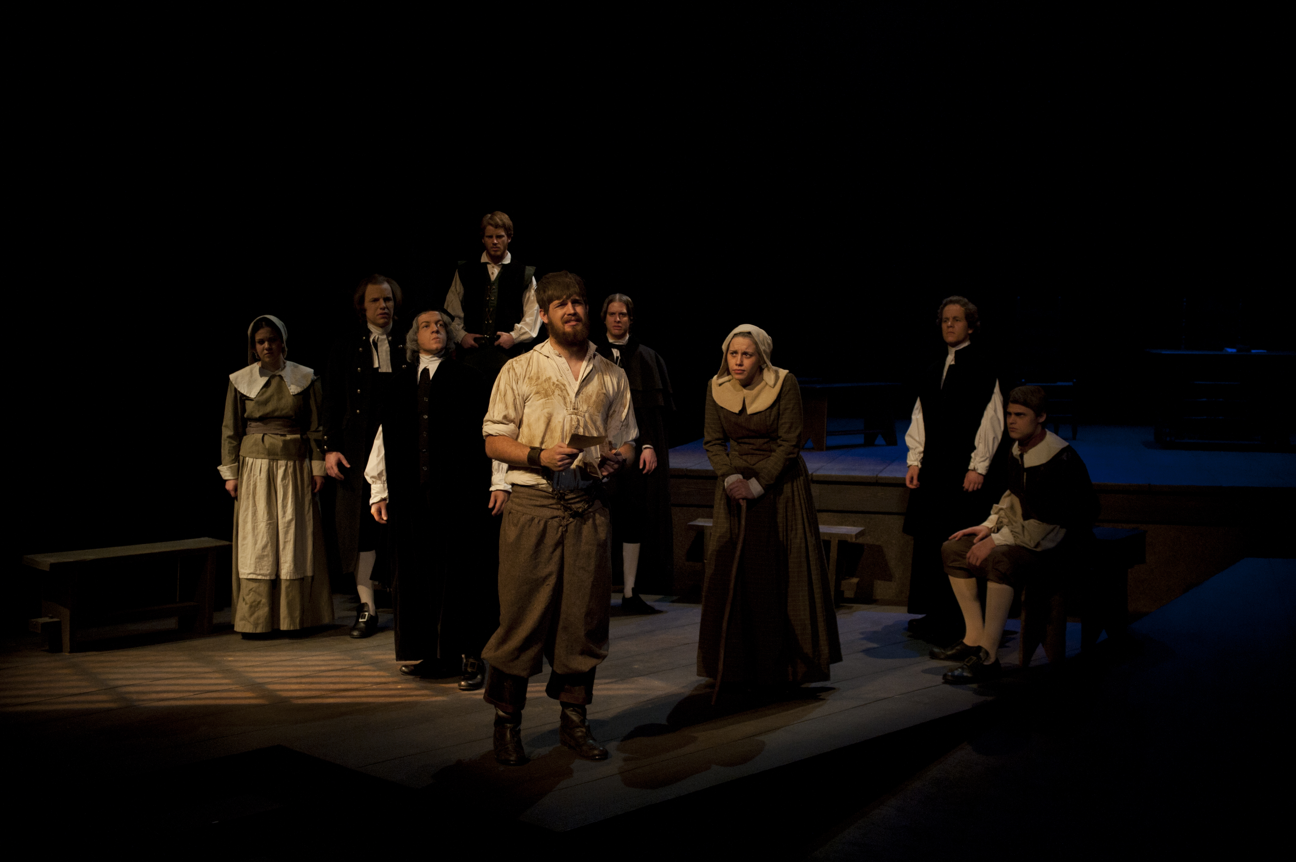 a major theme of honor and truth in the crucible The cast of ord's one-act play, a major theme of honor and truth in the crucible a love that will last forever: a fifth-generation nebraskan, jeff barnes is a former newspaper reporter and editor, trustee with the nebraska state historical society.