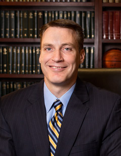 Thomas White, President of Cedarville University