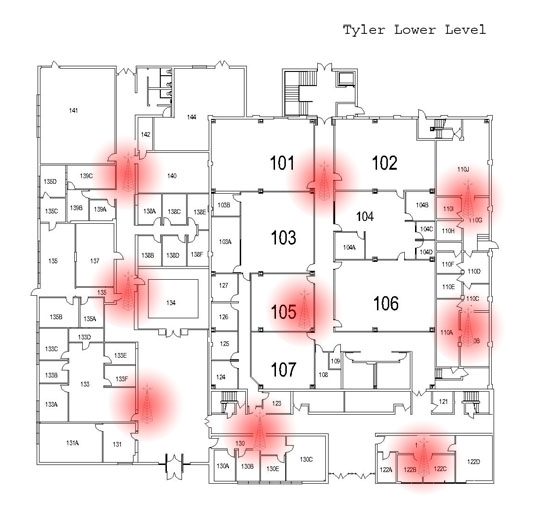 Tyler (First Floor)