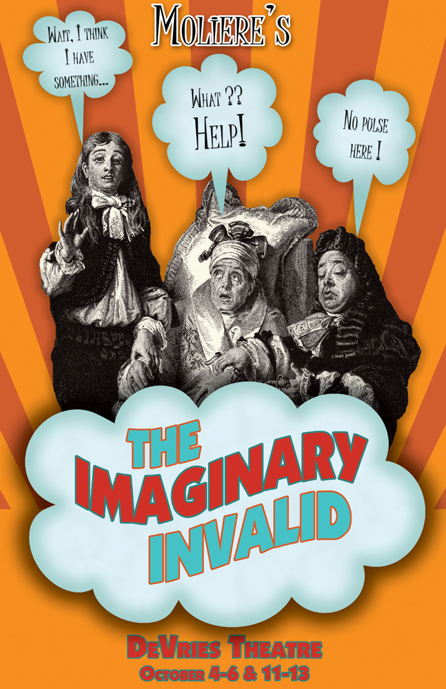 an analysis of the imaginary invalid by moliere To learn more about the cast and creative team for the imaginary invalid, click  here  at pcs was an old man analyzing the bouquet of his flatulence like a fine  wine,  to the opening of the imaginary invalid at portland center stage molière.