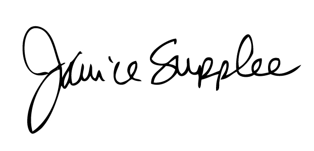 Janice Supplee signature