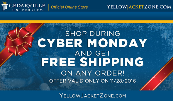 Yellow Jacket Zone Cyber Monday