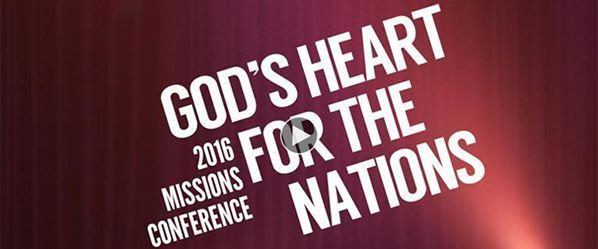 Missions Conference Highlight Video